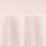 Ballet Slipper Pink Duchess Satin Table Linen