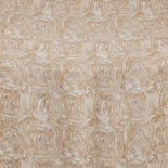 Beige Roses Table Linen