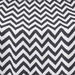 Black Chevron Table Linen