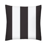 Black Nautical Pillow