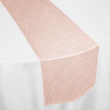 Rose Gold Marilyn Table Runner