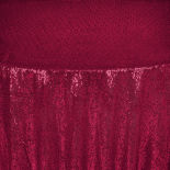 Burgundy Marilyn Table Linen