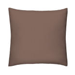 Chocolate Classic Linen Pillow