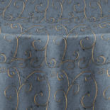 Federal Blue Chateau Table Linen