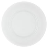 Frosted Glass Charger Plate