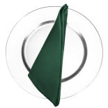 Hunter Duchess Satin Napkin