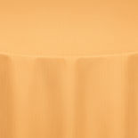 Neon Orange Bright Classic Linen Table Linen