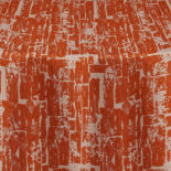 Orange Plaster Table Linen