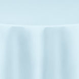Powder Blue Duchess Satin Table Linen