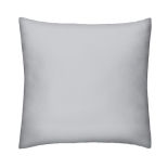 Silver Duchess Satin Pillow