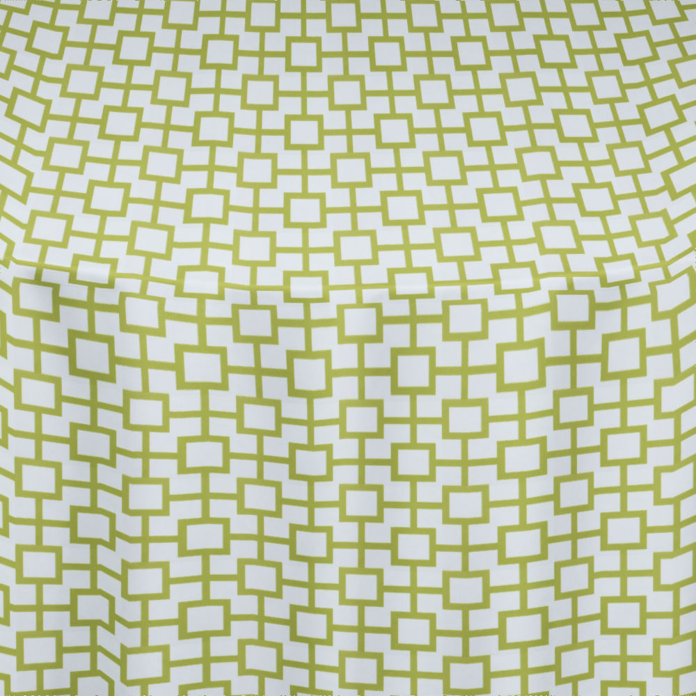 Avocado Mod Table Linen