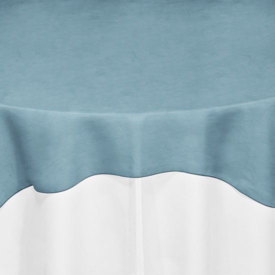 Baby Blue Mirror Overlay By Chair Covers Amp Linens