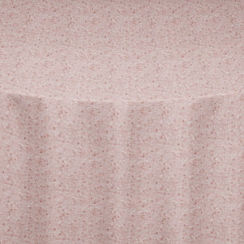 Blush Hollywood Sequin Table Linen