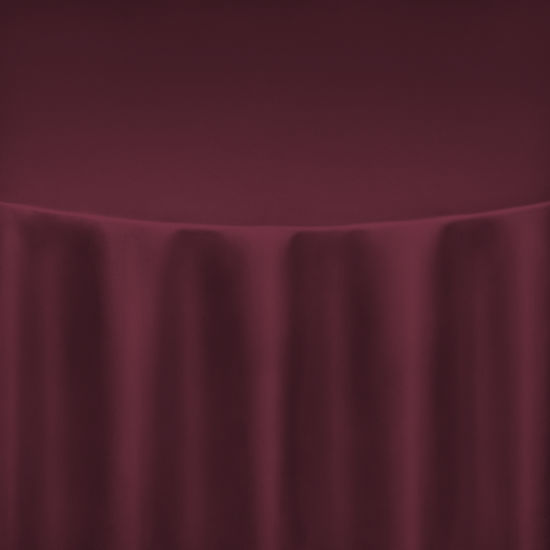 Burgundy Duchess Satin Table Runner By Chair Covers Amp Linens