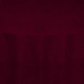 Burgundy Velvet Table Linen