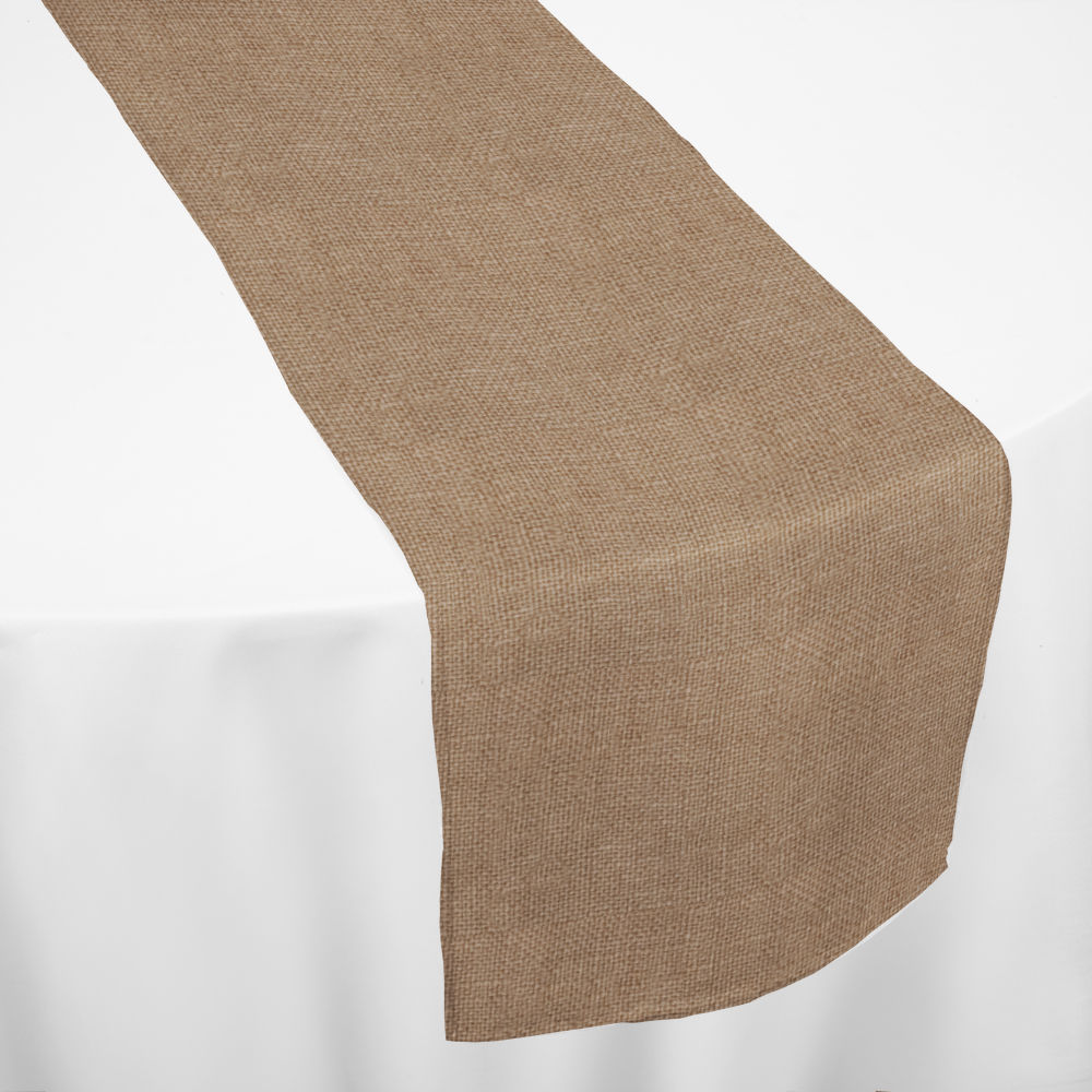 Authentic Burlap Table Runner