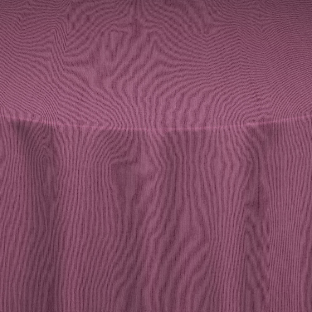 Dusty Mauve Bengaline Moire Table Linen