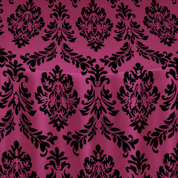 Fuchsia Bella Table Linen