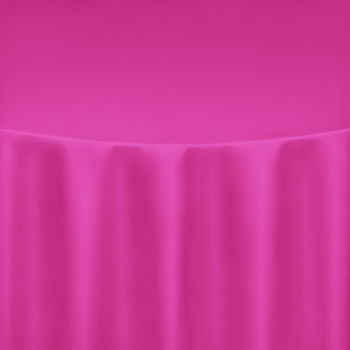Garden Fuchsia Duchess Satin Table Linen