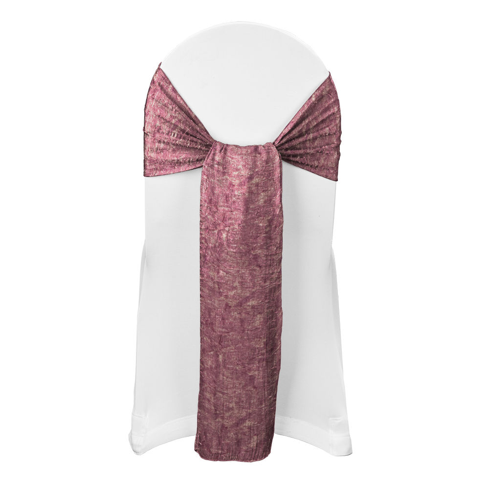 Gold Fuchsia Galaxy Sash