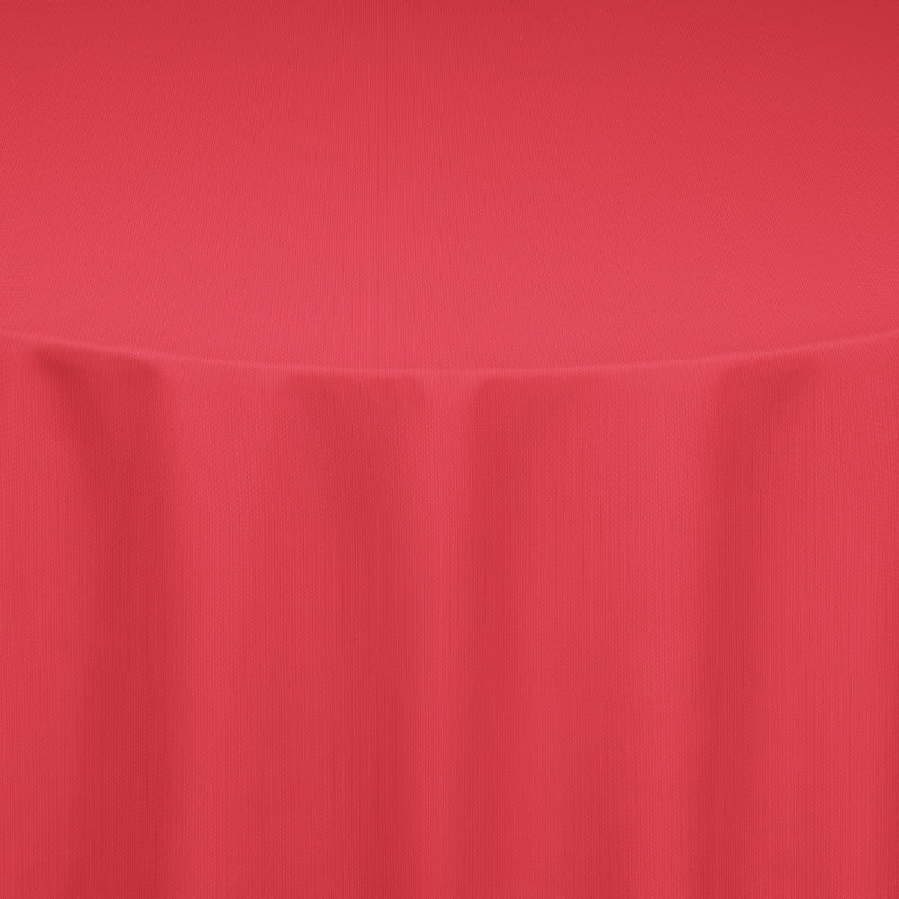 Holiday Red Classic Linen Table Linen