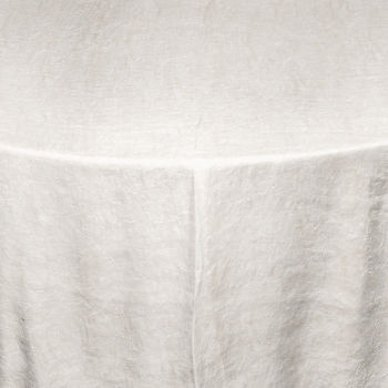 Ivory Galaxy Table Linen