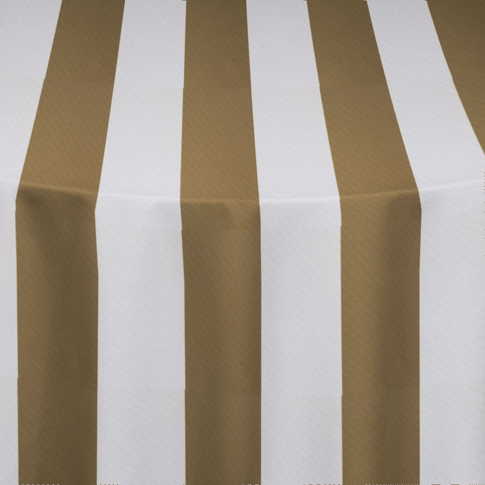 Khaki Cabana Table Linen