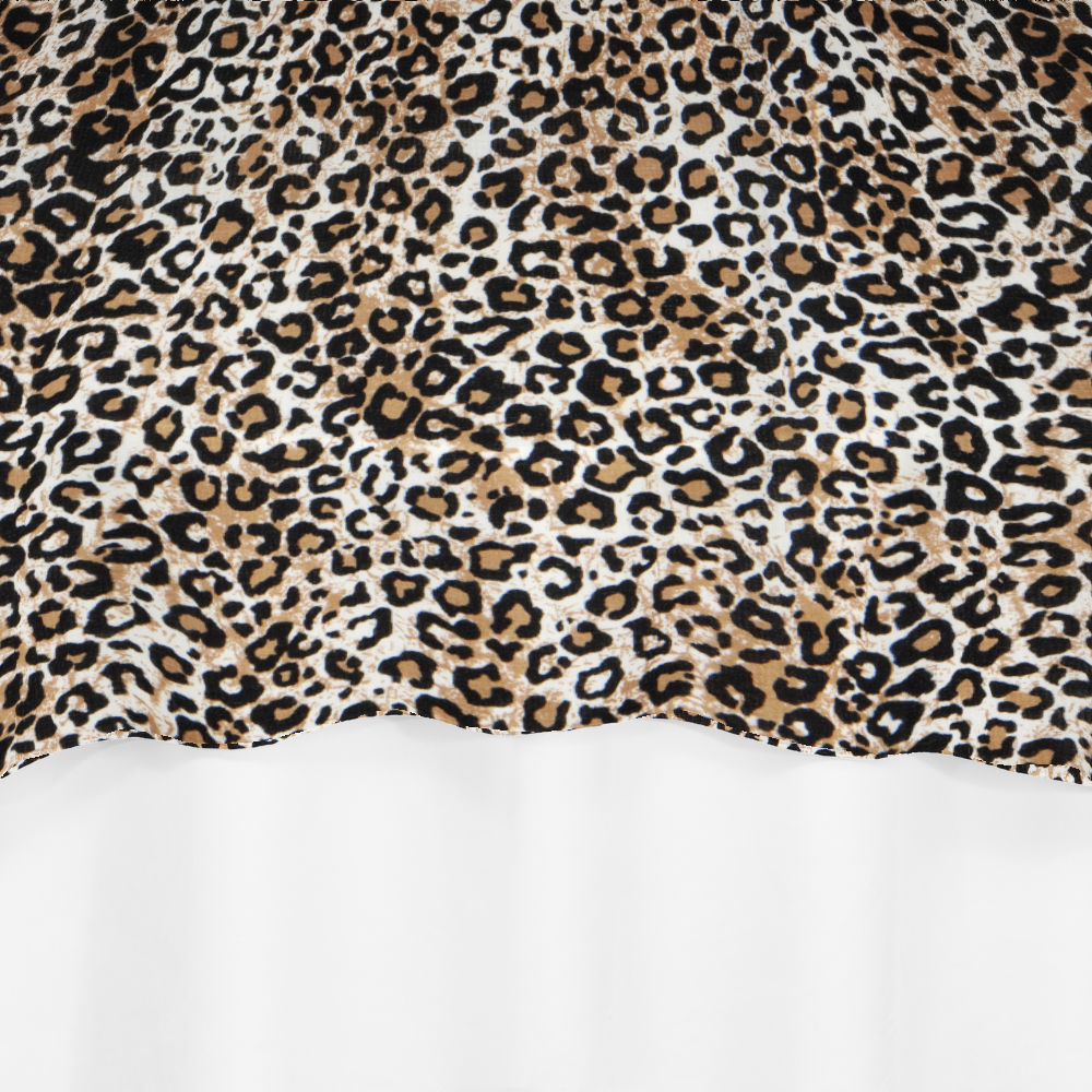 Leopard Overlay By Chair Covers Amp Linens