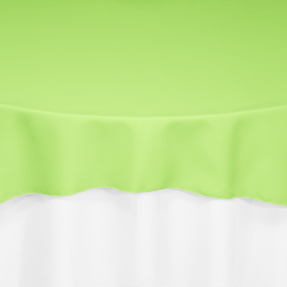 Lime Classic Linen Overlay