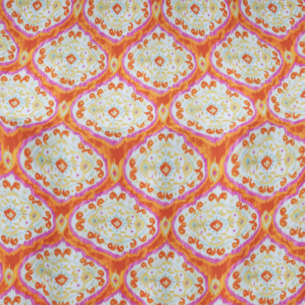 Orange Loca Table Linen