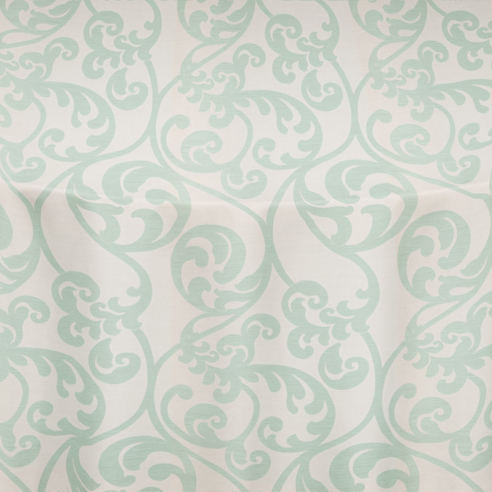 Mint Avian Table Linen
