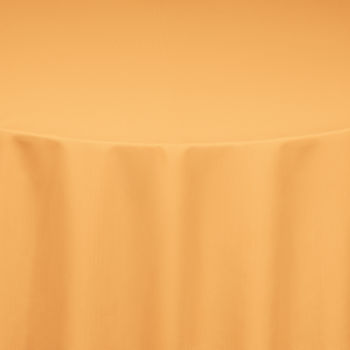 Neon Orange Classic Linen Table Linen