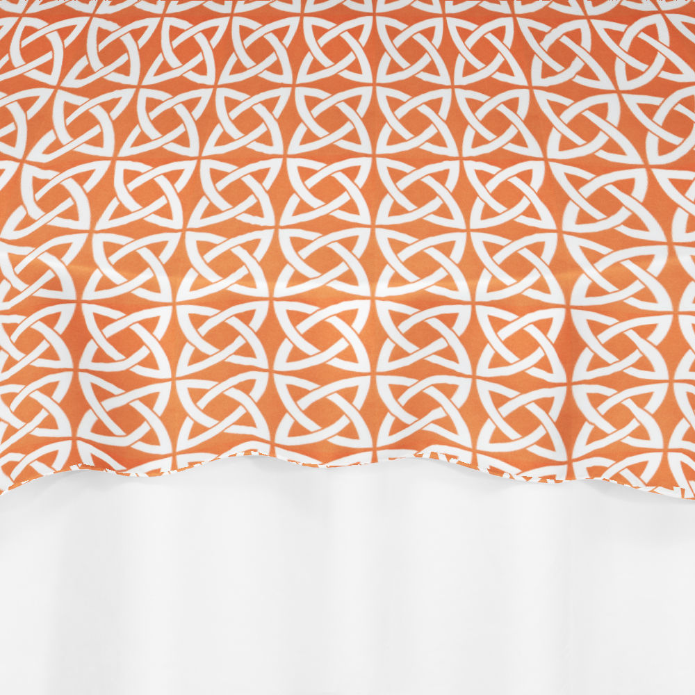 Orange Celtic Overlay