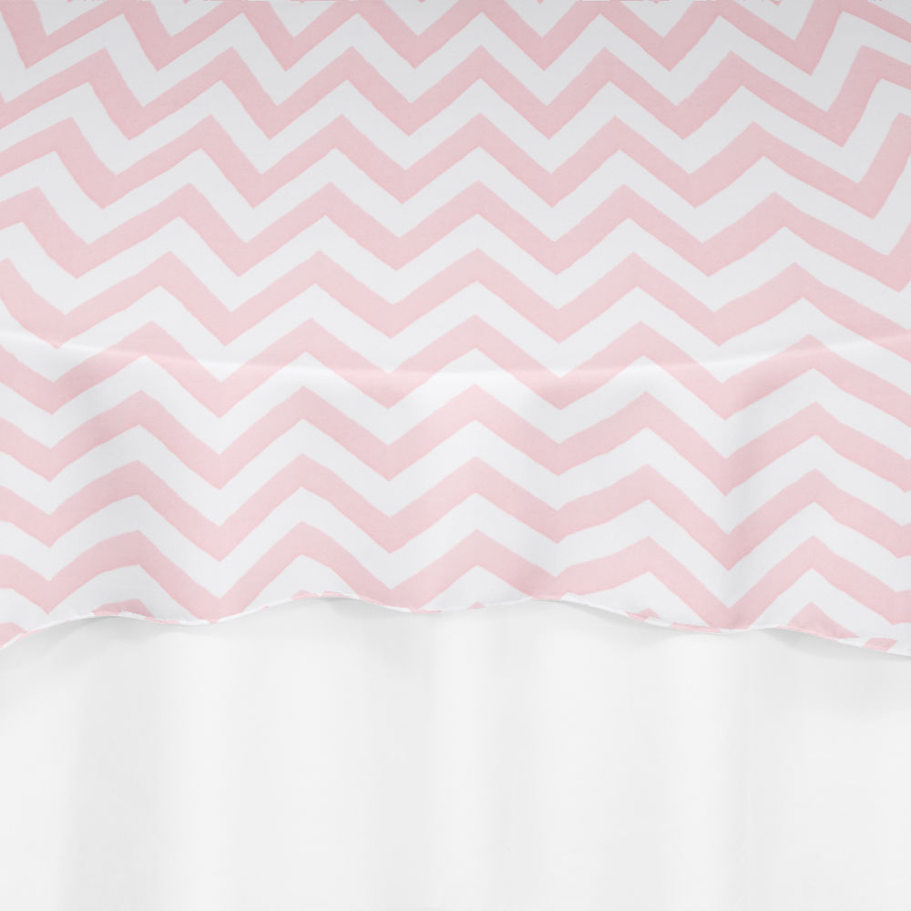 Pink Chevron Overlay By Chair Covers Amp Linens