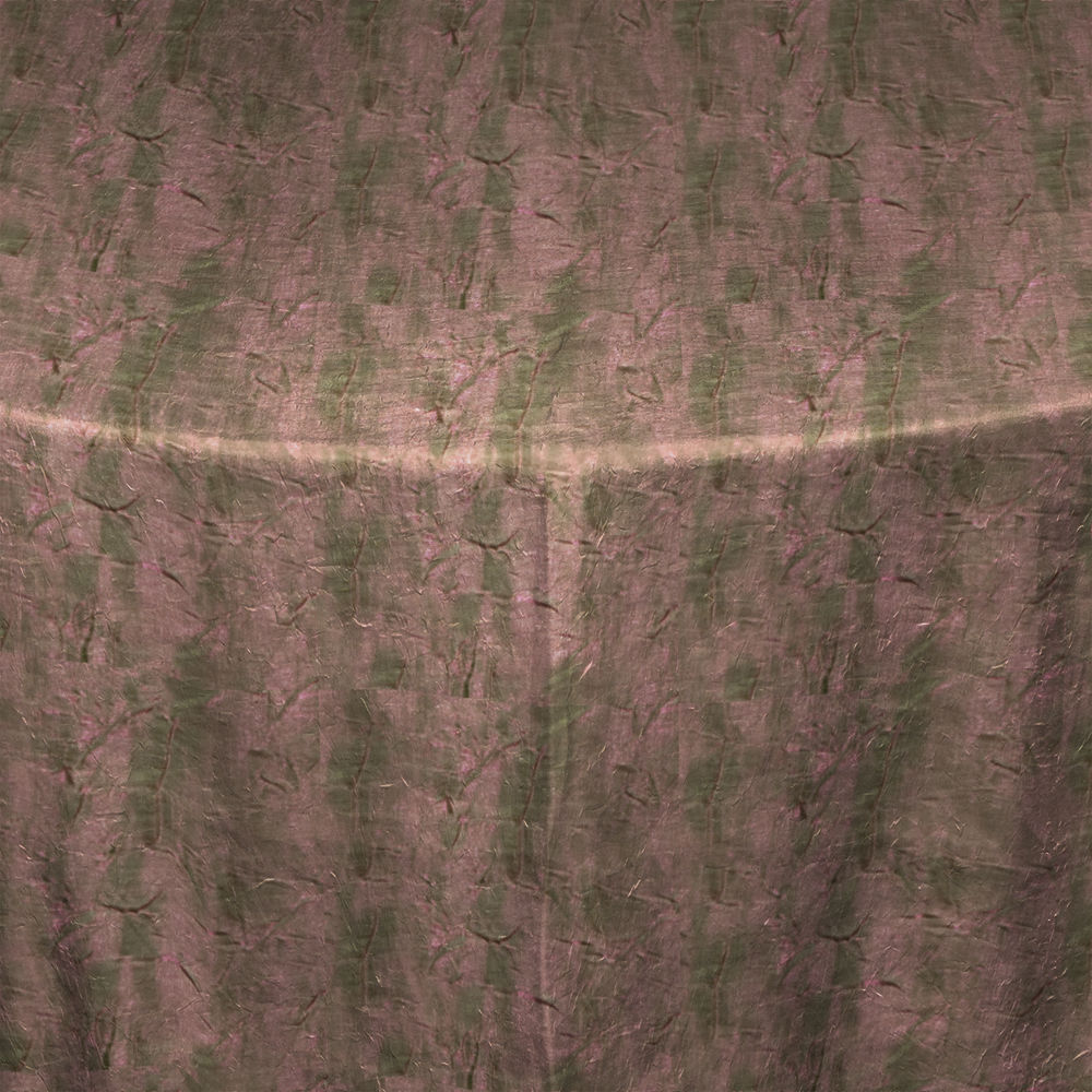 Pink Emerald Galaxy Table Linen