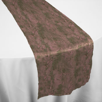 Pink Emerald Galaxy Table Runner