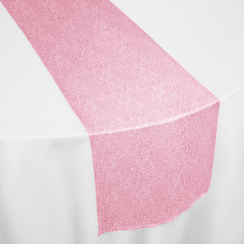 Pink Marilyn Table Runner