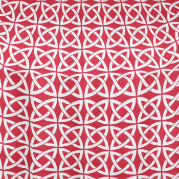 Red Celtic Table Linen