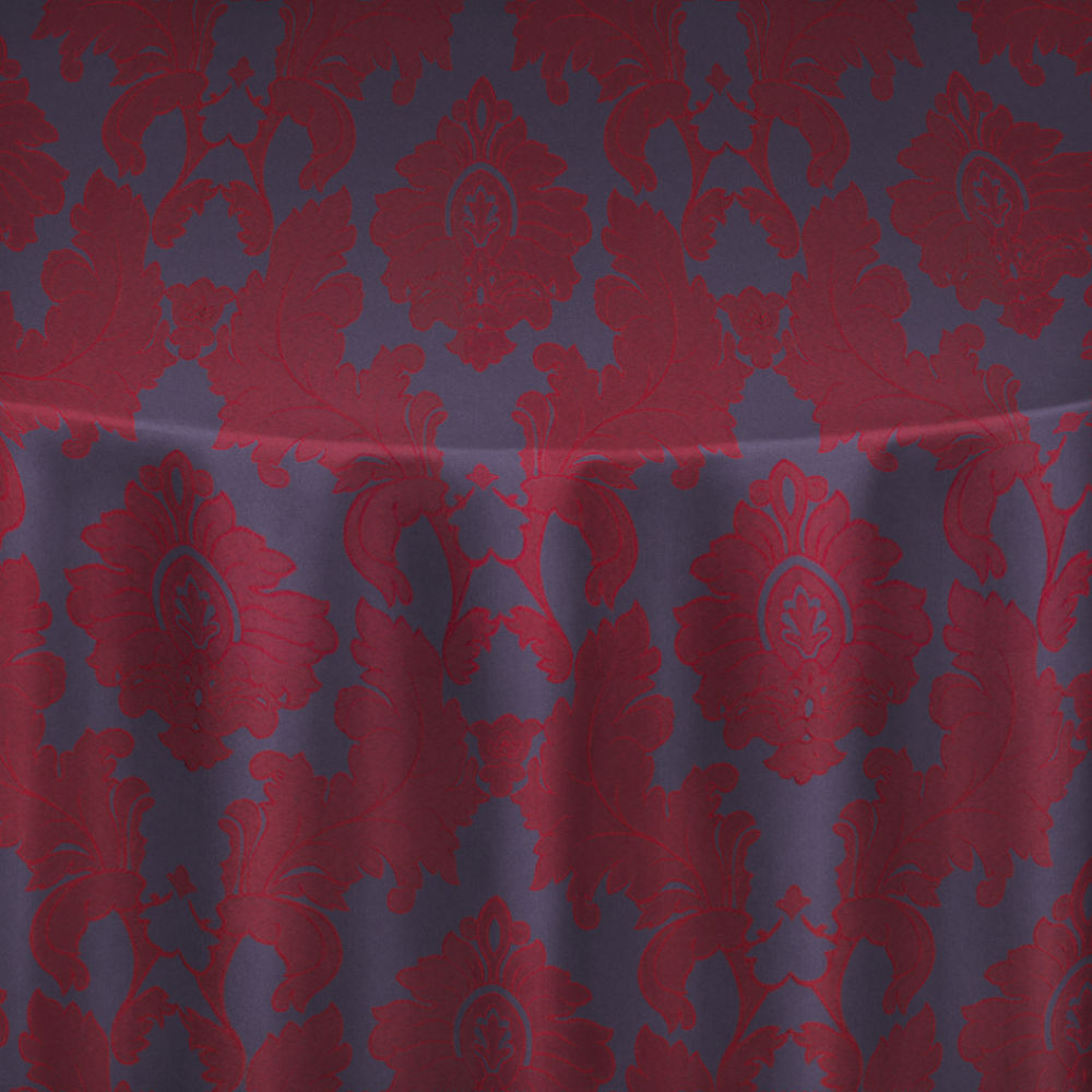 Red Lexi Table Linen