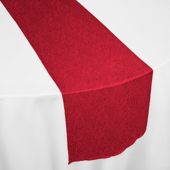 Red Marilyn Table Runner