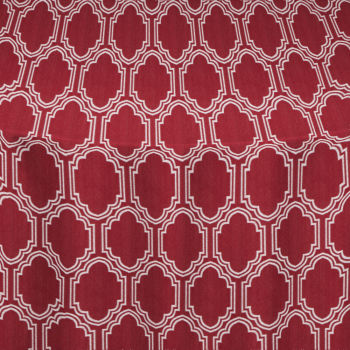 Rosso Palazzo Table Linen