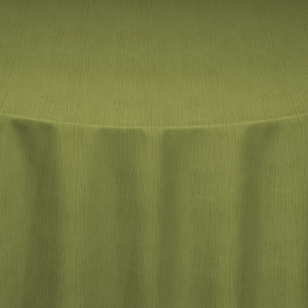 Sage Crinkle Taffeta Table Linen