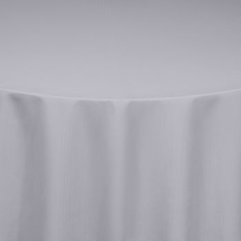 Silver Classic Linen Table Linen