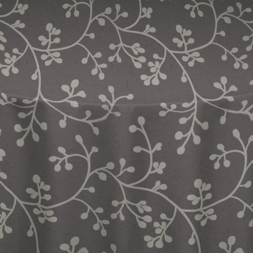 Silver Juneberry Table Linen