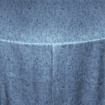 Silver Royal Galaxy Table Linen