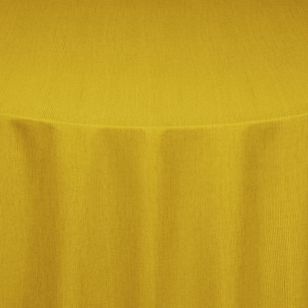 Spanish Gold Bengaline Moire Table Linen