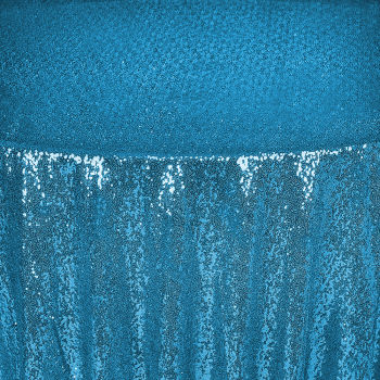 Turquoise Marilyn Table Linen