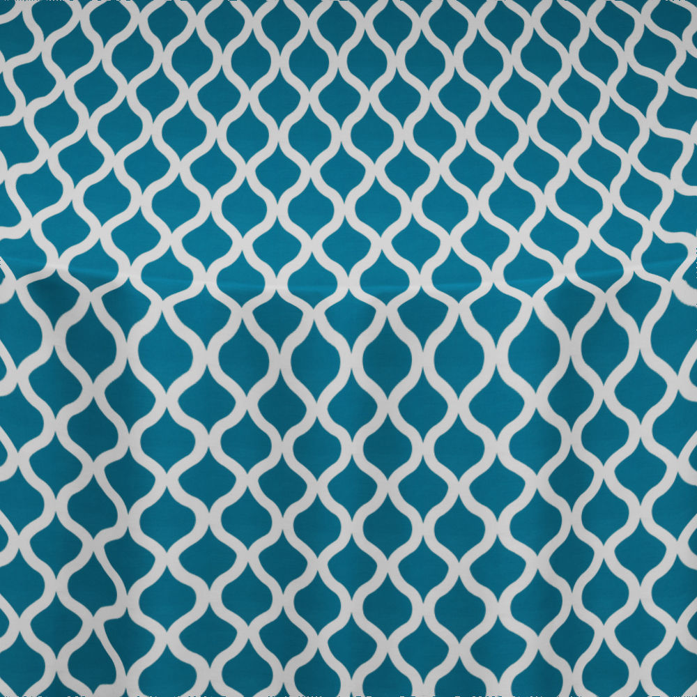 Turquoise Vogue Table Linen