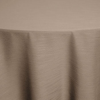 Vanilla Faille Table Linen