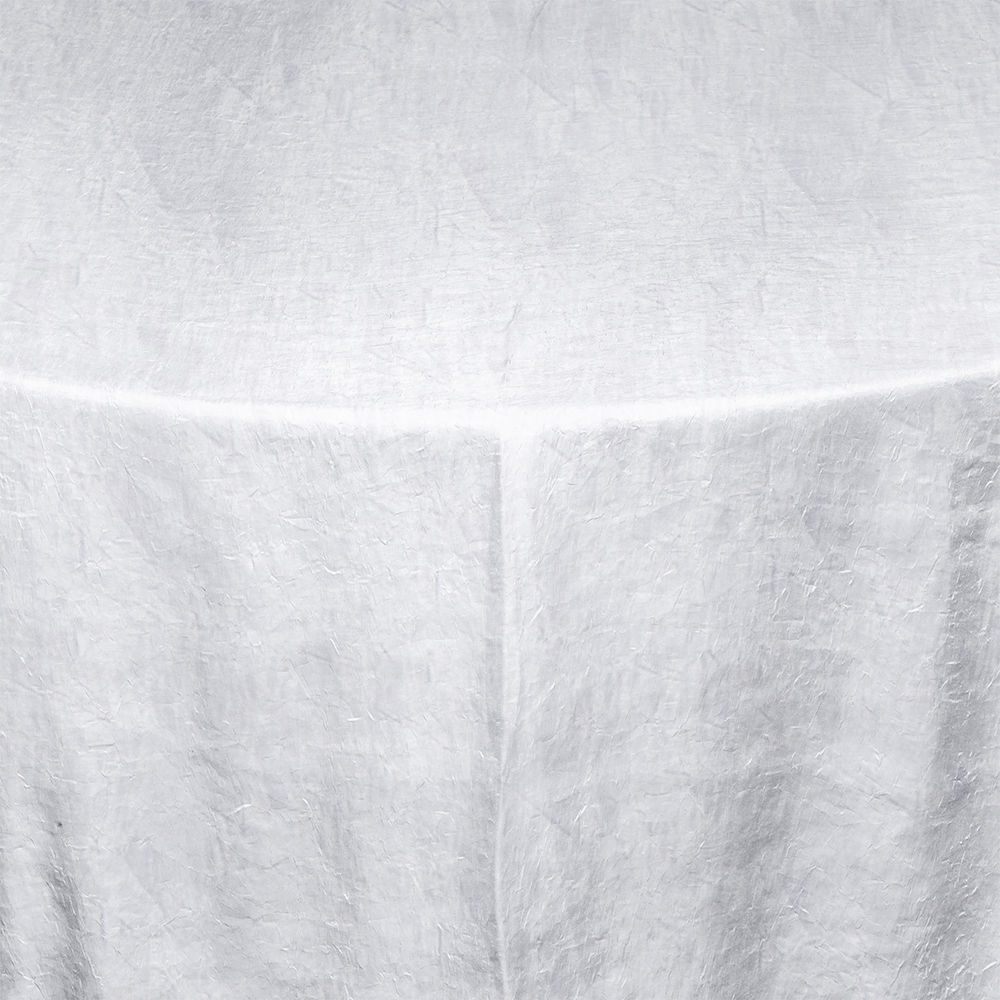 White Galaxy Table Linen